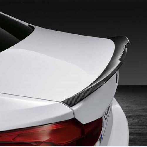 BMW純正 M Performance カーボン・リヤ・トランク・スポイラーpro(G30/F90)