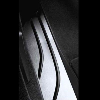 BMW純正 M Performance ステンレス スチール フット レスト(左ハンドル車用)