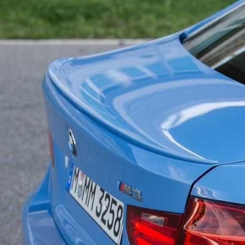 BMW純正 トランクスポイラー(M3標準装備品)(F80)