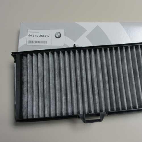 BMW純正 A/C マイクロ・チャコール・フィルター(X1 E84/E82/E87/E88/E90/E91/E92/E93)