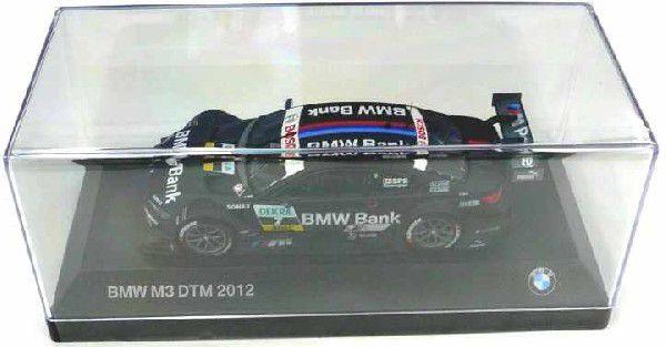 "BMW ミニチュアカー M3 DTM 2012""BMW Bank""(サイズ:1/43)"