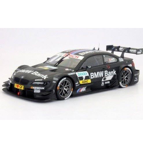 "BMW ミニチュアカー M3 DTM 2012 ""BMW Bank""(サイズ:1/18)"