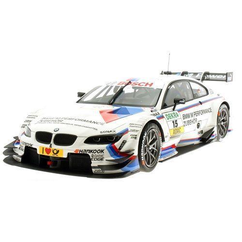 "BMW ミニチュアカー M3 DTM 2013""BMW M Performance""(サイズ:1/18)"