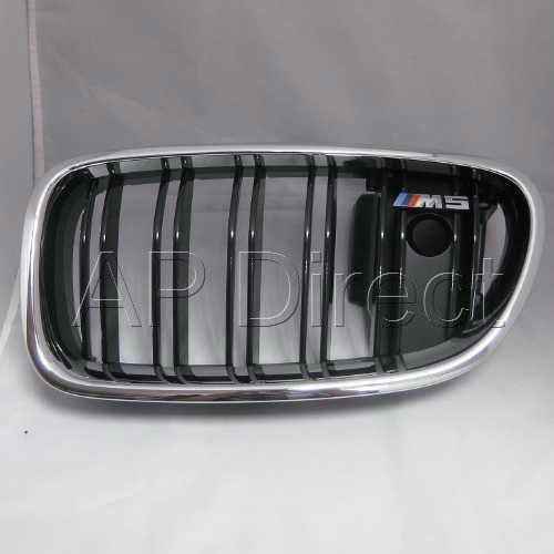 BMW純正 フロント グリル(F10 M5 後期型)(ナイトビジョン装備車用)