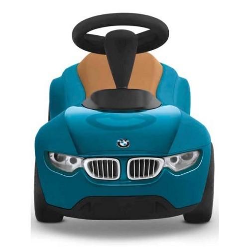 BMW純正 ベビーレーサー3 ターコイズ/キャラメル 乗用玩具 足けりのりもの