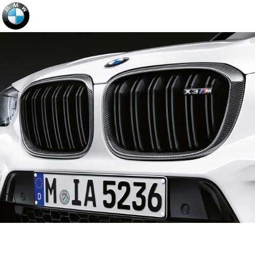 BMW純正 M Performance カーボン キドニー・グリル(F97 X3M)