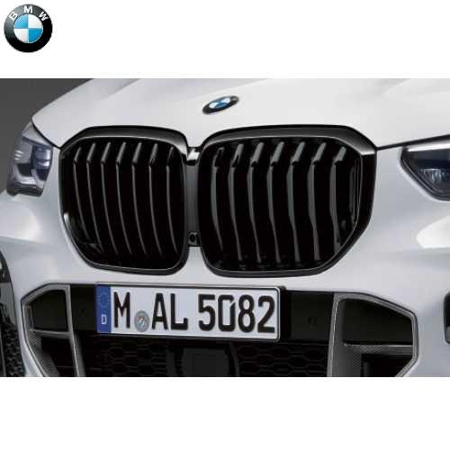 BMW純正 M Performance ブラック・キドニー・グリル(G05)