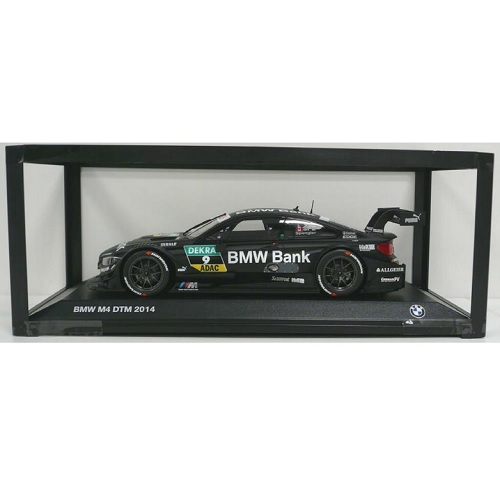 "BMW ミニチュアカー M4 DTM 2014 ""BMW Bank""(サイズ:1/18)"