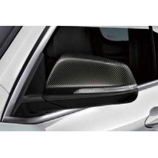 BMW純正 M Performance カーボン・ミラー・カバー(F45/F46/F48)