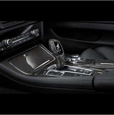 BMW純正 M Performance カーボン・セレクター・レバー・グリップ(AT車 2012.3~ 左ハンドル車用)