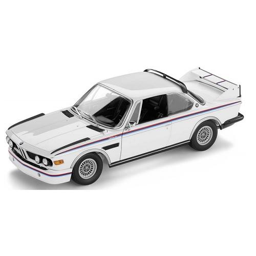 BMW ミニチュアカー Heritage Collection BMW 3.0 CSL(1971)(サイズ:1/18)