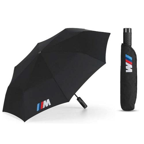 BMW純正 M フォールディング・アンブレラ 折りたたみ傘(ブラック)