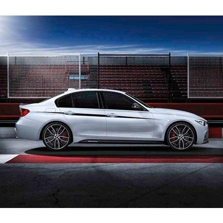 BMW純正 M Performance アクセント・ストライプ(F30/F31)