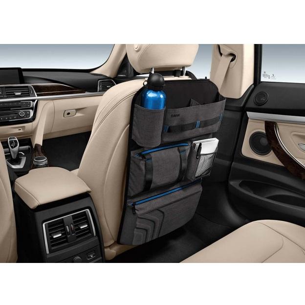 BMW純正 シート バッグ ストレージ ポケット