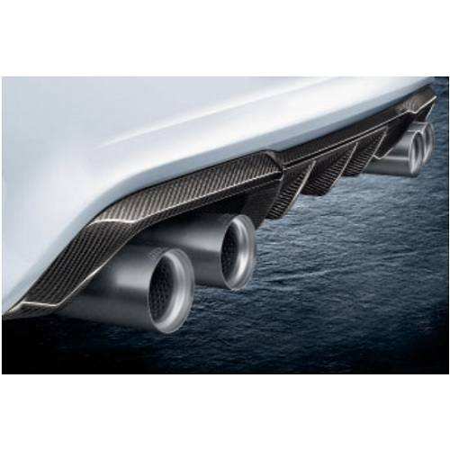 BMW純正 M Performance カーボン・リヤ・ディフューザー(F87 M2)