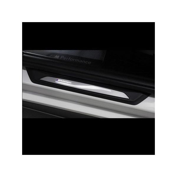 BMW純正 M PERFORMANCE LED エントランス カバー(フロント)(F33)