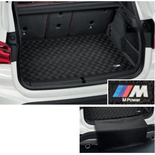 BMW純正 M ラゲージ・ルーム・マット(X1 F48)