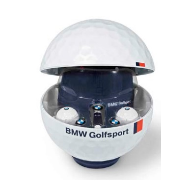 BMW純正 GOLFSPORT COLLECTION ギフト・セット(ネイビー・ ブルー/ホワイト)
