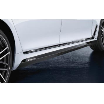 BMW純正 M performance サイド・スカート・フィルムセット(G11/G12)