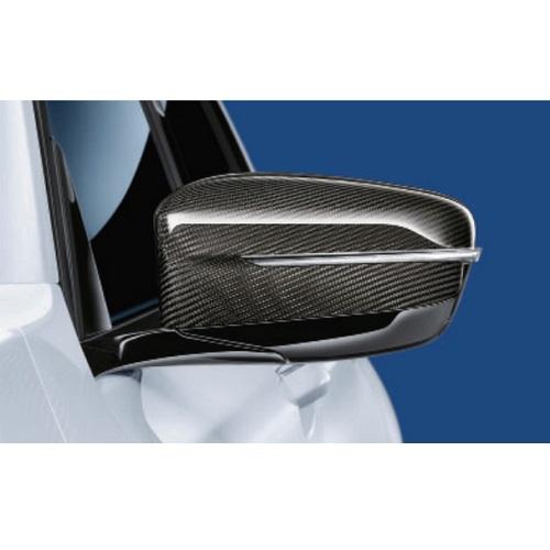 BMW純正 M performance カーボン・ミラー・カバー(G30/G31/G11/G12)(左ハンドル車用)