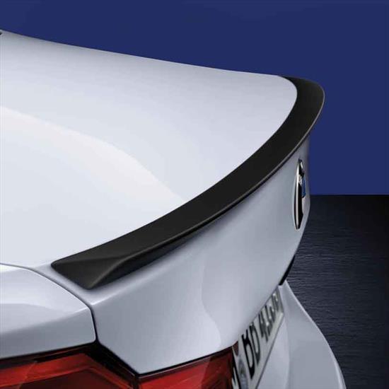 BMW純正 M Performance リヤ・スポイラー(マット・ブラック)(G30/F90)