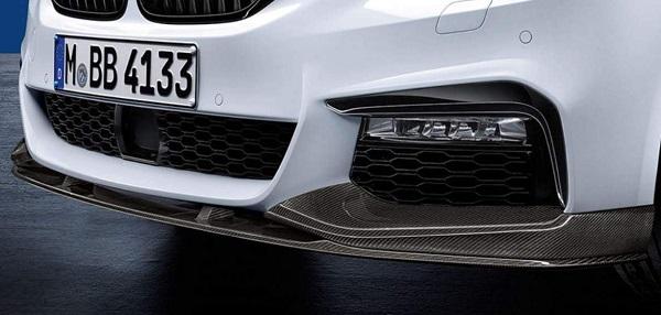 BMW純正 M Performance エアロダイナミック・パッケージカーボン・フロント・スポイラー(G30/G31)