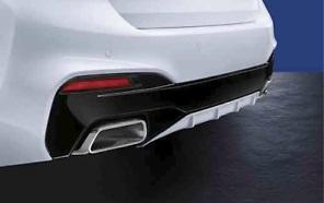 BMW純正 M Performance エアロダイナミック・パッケージリヤ・ディフューザー(G30/G31)