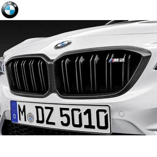 BMW純正 M Performance カーボン・キドニー・グリル(F87 Competion)