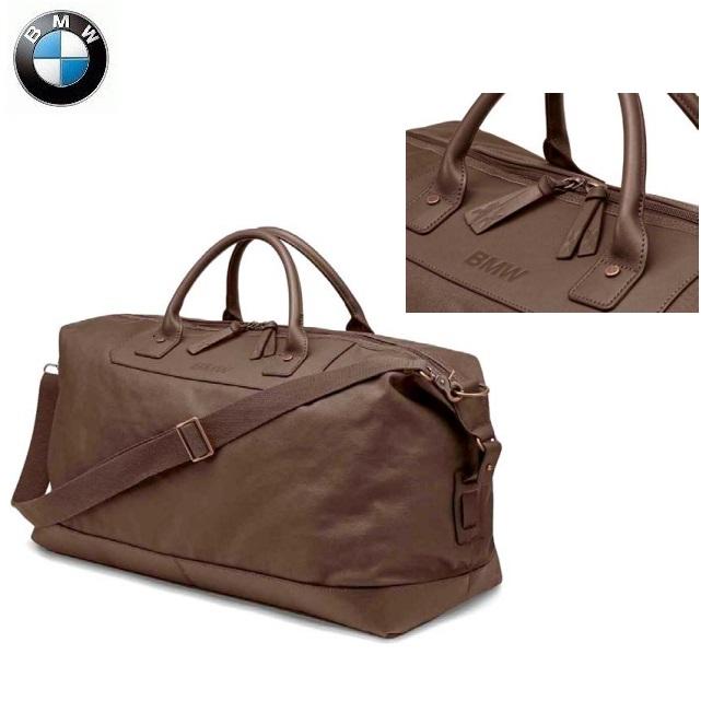 BMW純正 BMW X ダッフル・バッグ(ブラウン)