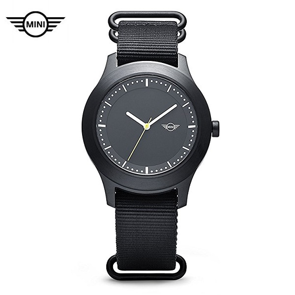 MINI純正 腕時計 (Black Dial)(ブラック)