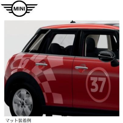 MINI純正 John Cooper Works Pro サイド・ストライプ・セット レーシング37(マット)(F55)