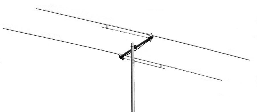 コメット CA-52HB 50MHz帯 HB9CV アンテナ 2エレ アマチュア無線 (COMET)