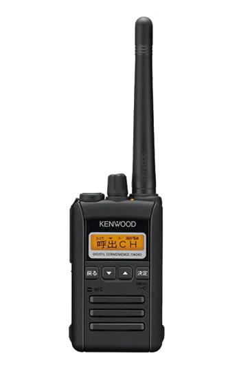 TPZ-D553SCH ハイパーデミトス(1100mAH) ケンウッド デジタル簡易無線 (TPZD553)