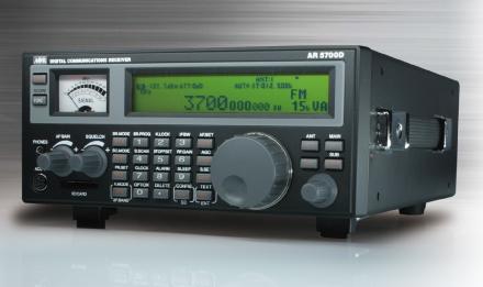 AR5700D デジタルコミュニケーションレシーバー 広帯域受信機 エーオーアール デジタル復調式 (AR-5700D) (AOR) 航空無線 アマチュア無線