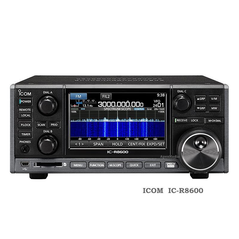 IC-R8600 広帯域受信機 アイコム コミュニケーションレシーバー  (ICR8600)