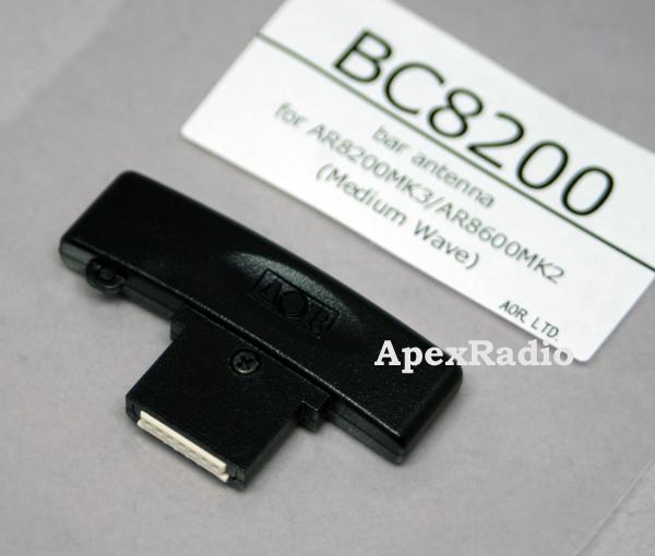 BC8200 AM放送用付属バーアンテナ AOR AR8600 / AR8200シリーズ用 【補修用】