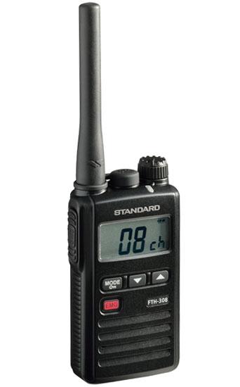 インカム トランシーバー(特小)ヤエス FTH-308 (FTH308) ライセンスフリー無線 フリラ