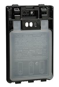 FBA-39  FT2D / FT1D / VX-8D / VX-8G用  乾電池ケース スタンダード (FBA39) (STANDARD) アマチュア無線