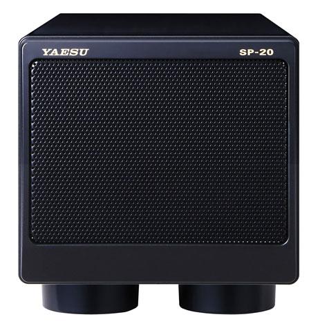 SP-20 外部スピーカー ヤエス (SP20) FTDX-3000/1200用 (アマチュア無線)