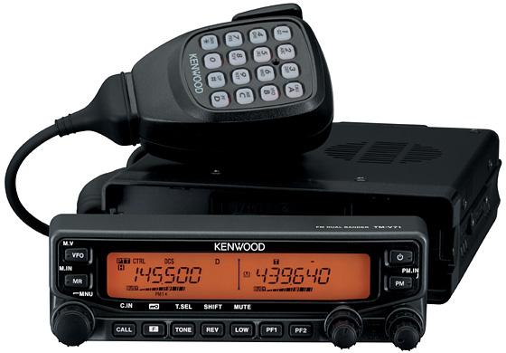 TM-V71 モービルトランシーバー ケンウッド デュアルバンダー(出力20W) (TMV71) (KENWOOD) アマチュア無線