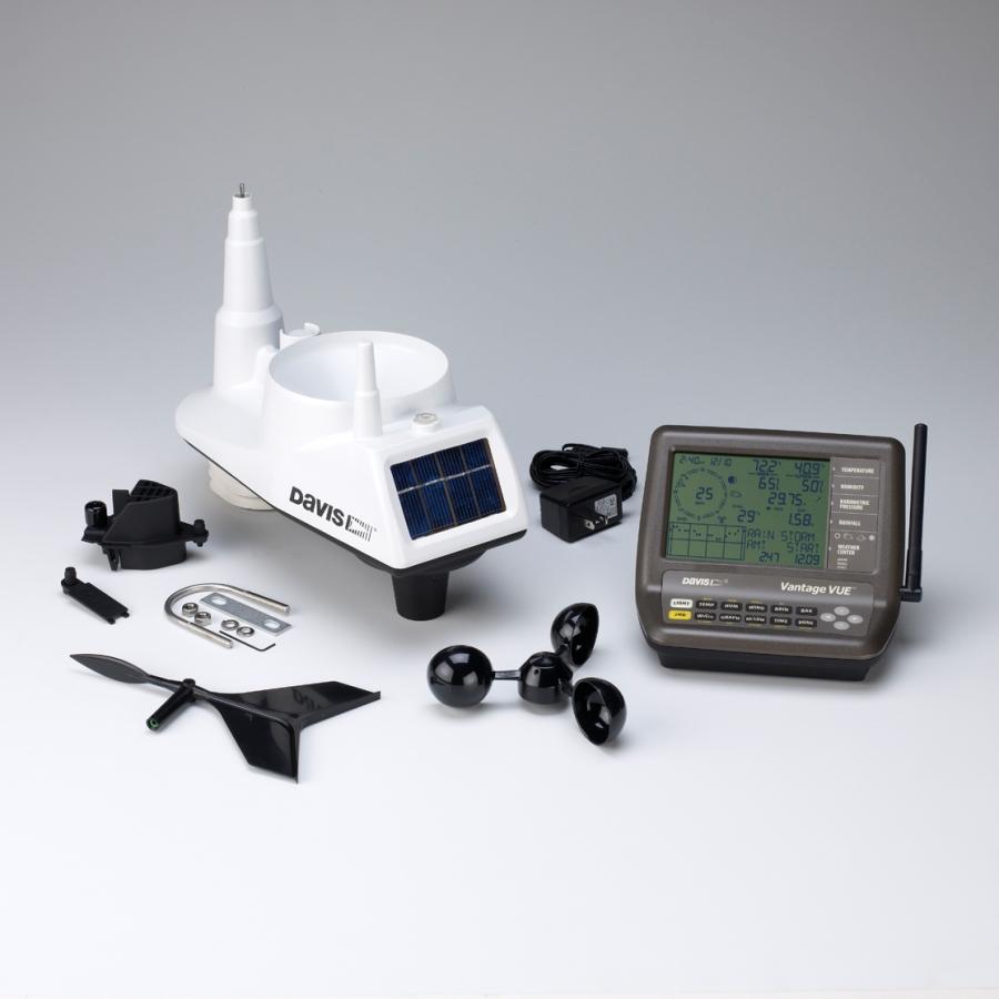 デービス社 気象観測システム Vantage VUE (ヴァンテージ・ヴュー) 6250JP (DAVIS 6250JP) ウェザーステーション