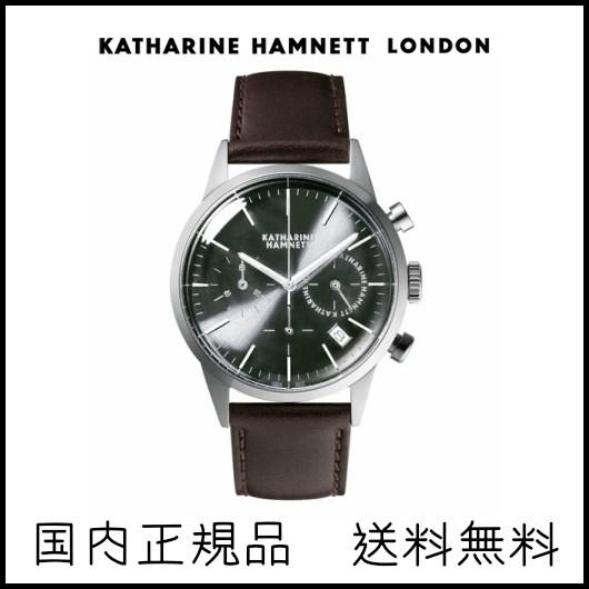 【送料無料】キャサリンハムネット/メンズ腕時計/腕時計/その他/クロノグラフ/ステンレススチール/WATCH/CHRONOGRAPH6_KH20C5-24