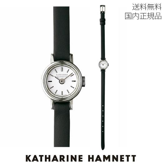 【送料無料】キャサリンハムネット/レディース腕時計/腕時計/その他/ステンレススチール/女性/WATCH/SMALL ROUND/784Y4843/KH7011-04