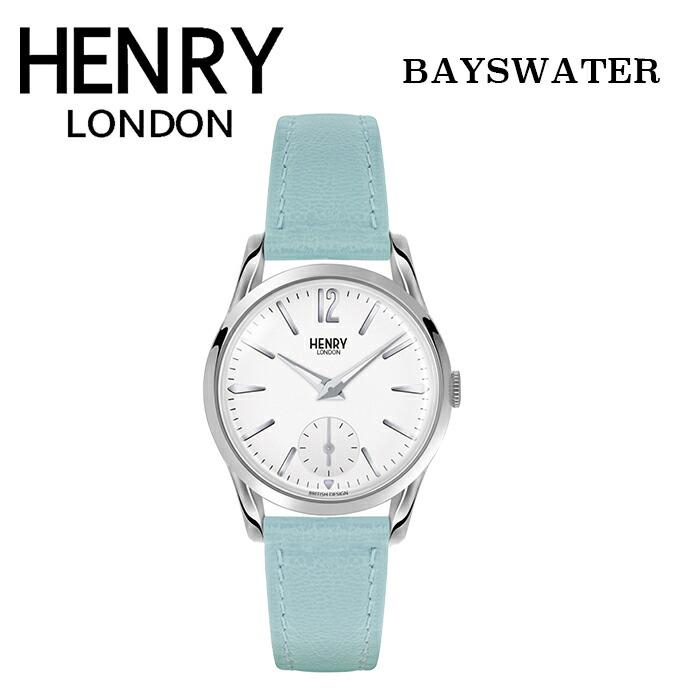 送料無料 HENRY LONDON BAYSWATER ヘンリーロンドン HL30-US-0411 腕時計 日本未発売 30mm 国内正規品 おしゃれ ヴィンテージウォッチ プレゼント イギリス ギフト 贈り物 デポー