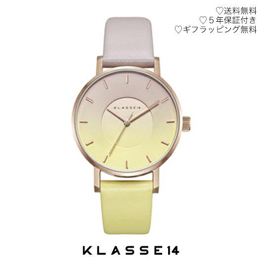 【送料無料】並行輸入品 KLASSE14 クラスフォーティーン WSK19RG004W 腕時計 レディース 女性用腕時計 イタリア製高級レザー ステンレススチール ギフト 贈り物 プレゼント クリスマス ペアウォッチ おしゃれ WATCH watch