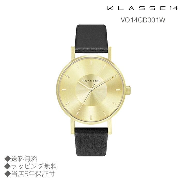 【送料無料】並行輸入品 KLASSE14 クラスフォーティーン VO14GD001W 腕時計 レディース 女性用腕時計 イタリア製高級レザー ステンレススチール ギフト 贈り物 プレゼント クリスマス ペアウォッチ おしゃれ watch