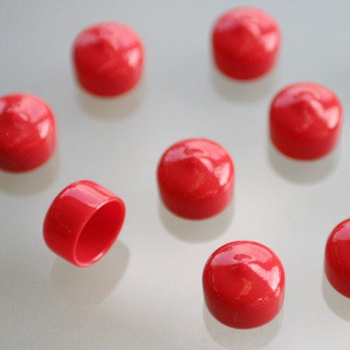 汎用品 アピオ市場店 新作 大人気 アピオ ジムニー 10ヶセット ショートレッド セール パーツ ボルトキャップ