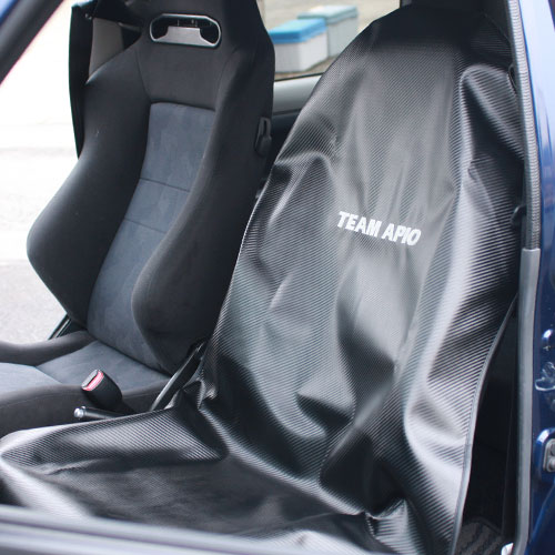 TEAM APIO easy seat covers