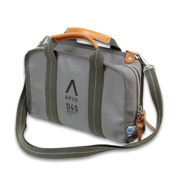 APIO A5 Travelers Note Bag A5トラベラーズノートバッグ(横浜帆布鞄)