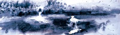 激安正規  渡辺 あきお 絵画・アート(版画)/静粛な姿/ねこ・ネコ・猫, アサヒク d7851b5e